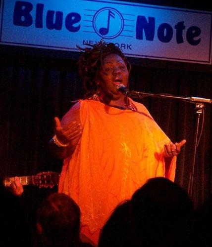 virginia blue note
