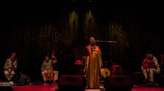 Virgínia Rodrigues - crédito Música Compartilhada